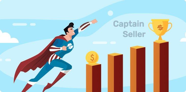 Be a Seller Hero