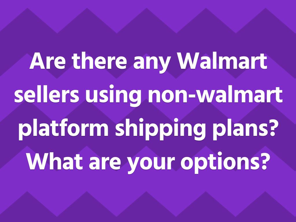 SellerSkills shipping service
