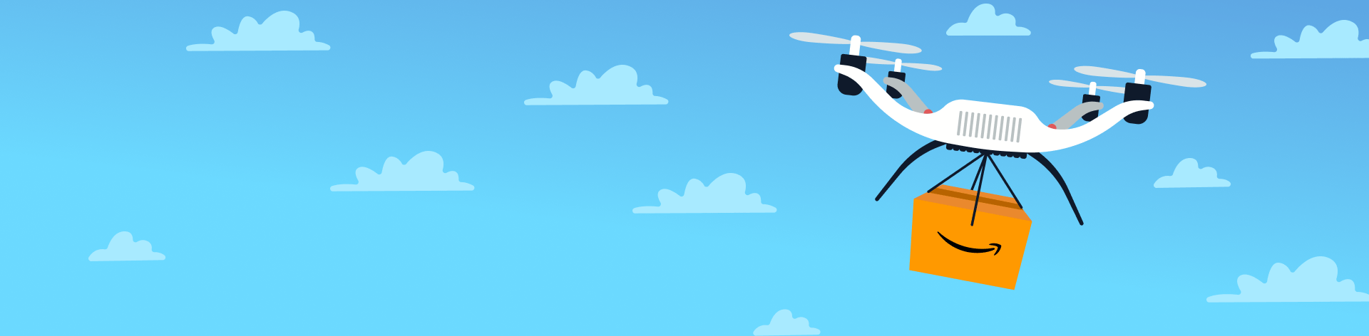 Amazon gets official FAA approval for drone delivery. New step of Amazon delivery.