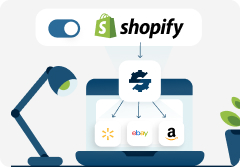 Shopify Stores Integration with Online Marketplaces